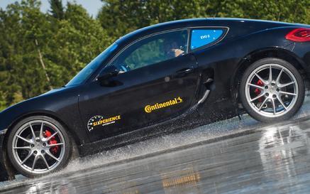SportContact 6 von Continental im Test von AutoBild sportscars wieder auf erstem Platz