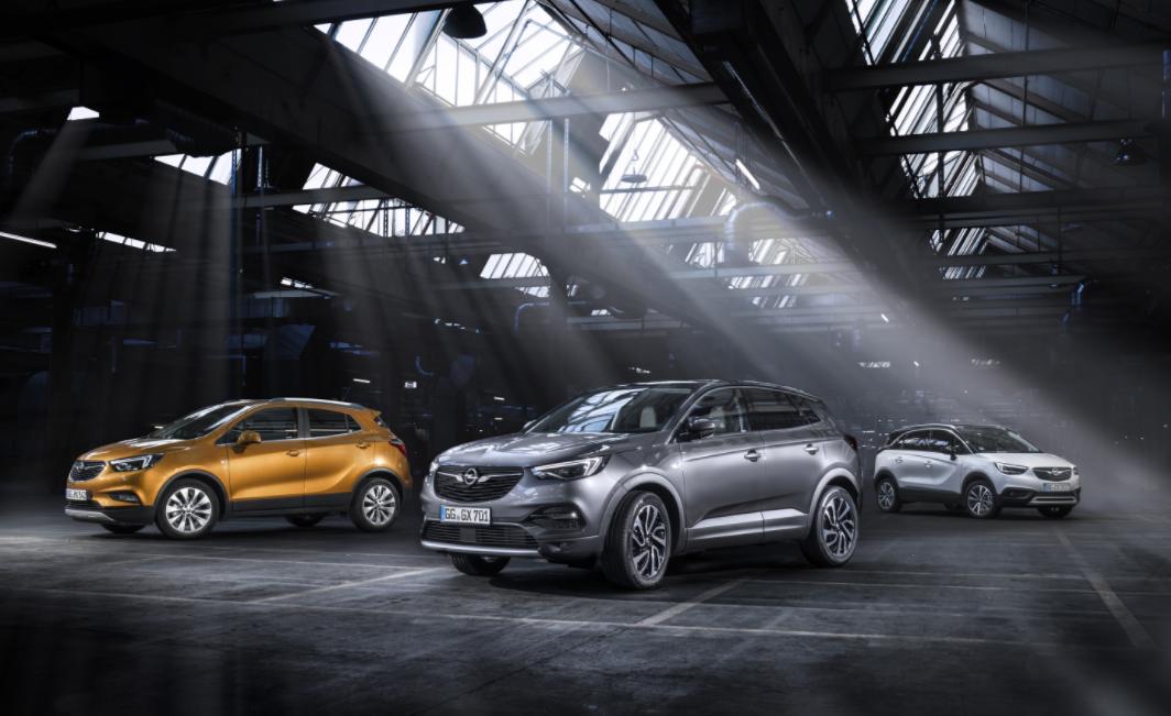 Opel X Modelle