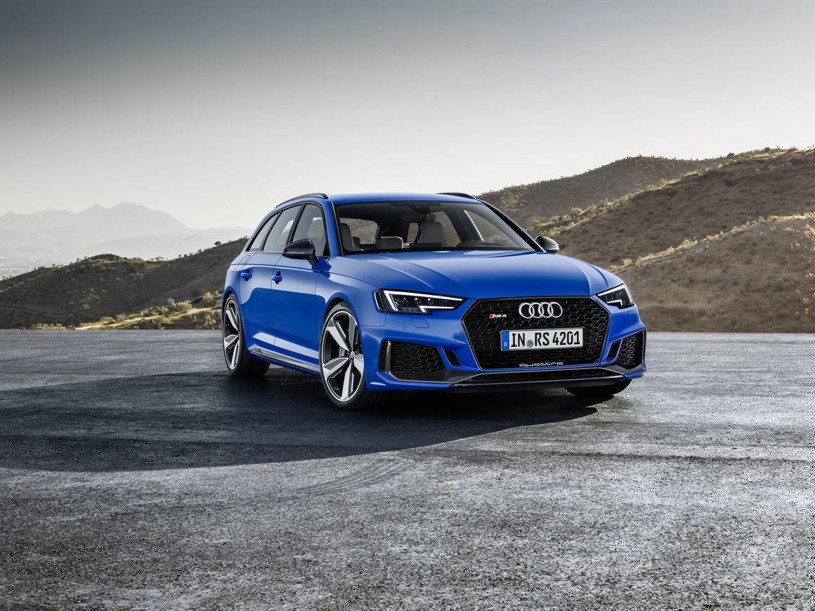 Audi RS 4 Kombi