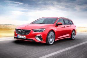 Der neue Opel Insignia GSi Sports Tourer