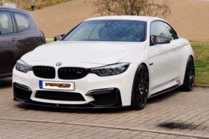 Forced Motors BMW M4