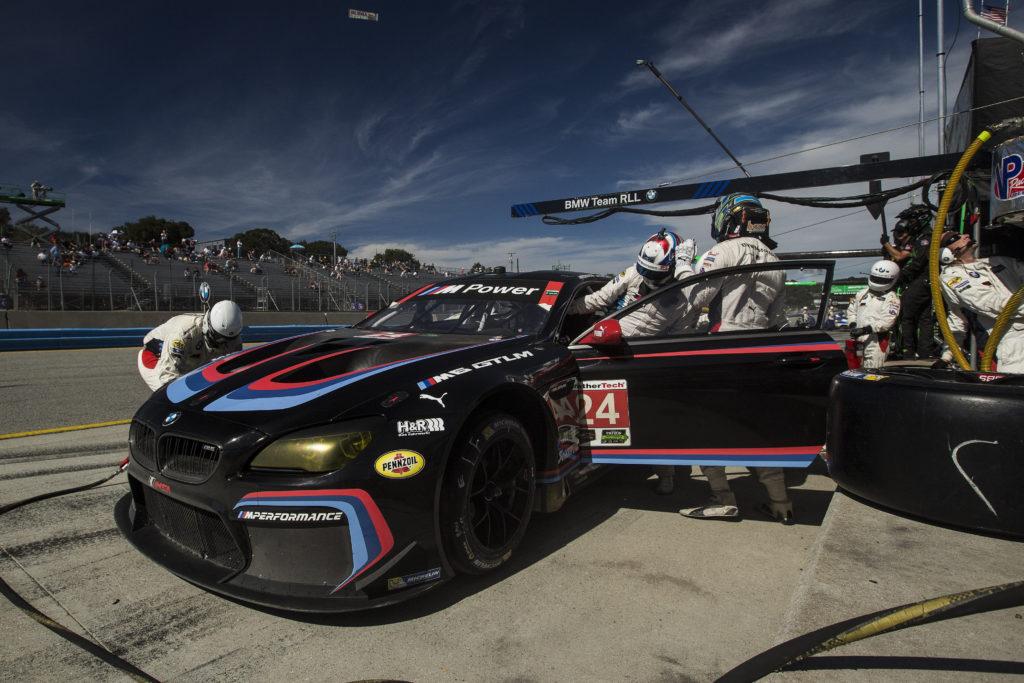 Petit Le Mans BMW