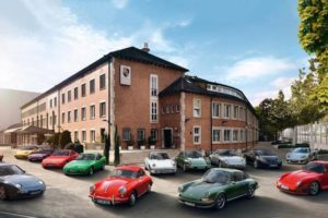 Porsche Diebstahlschutz