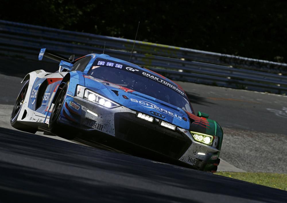 24h Nürburgring 2019 Audi R8 LMS