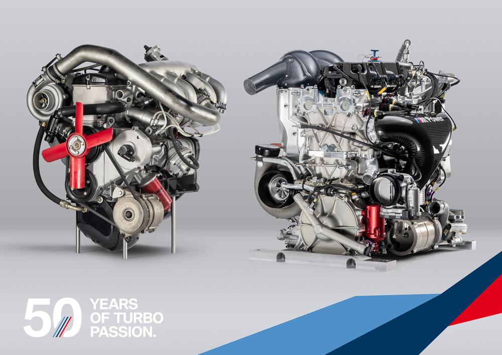 Vergleich BMW P48 Turbo-Motor/BMW M121 Turbo-Motor.
