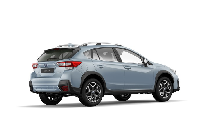 Subaru xv heck