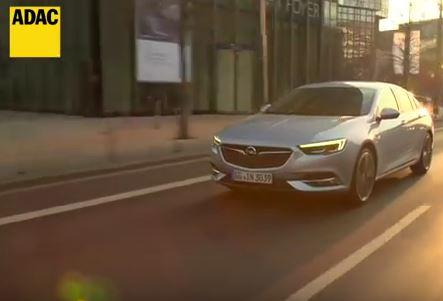 Opel Insignia Der Neue Rüsselsheimer Im Motorwelt Check Adac 2017