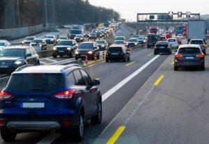 Sicherheitsabstand Autobahn