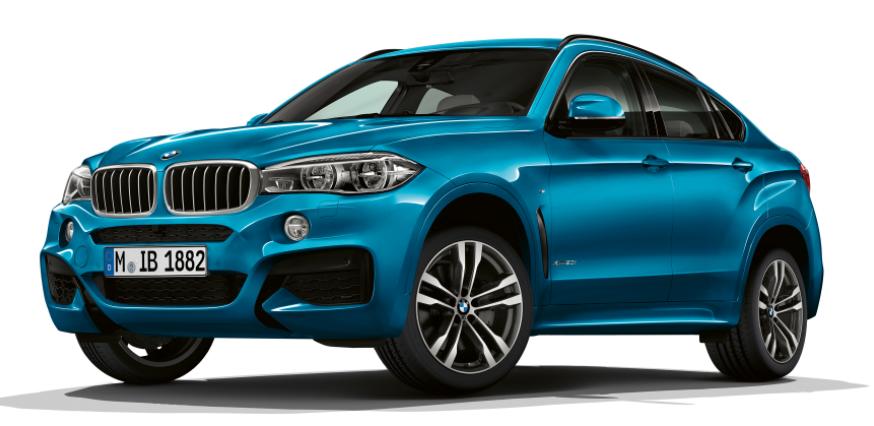 BMW X6 Sport Edition