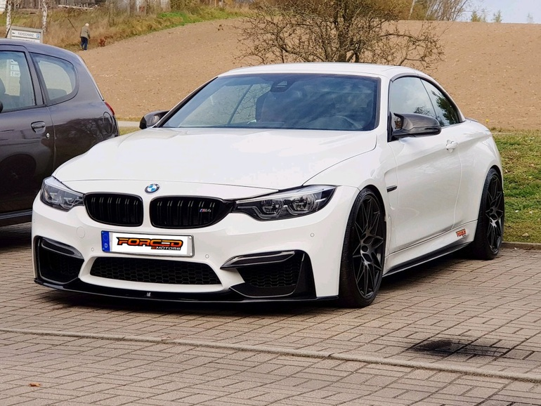 Forced Motors BMW M4
