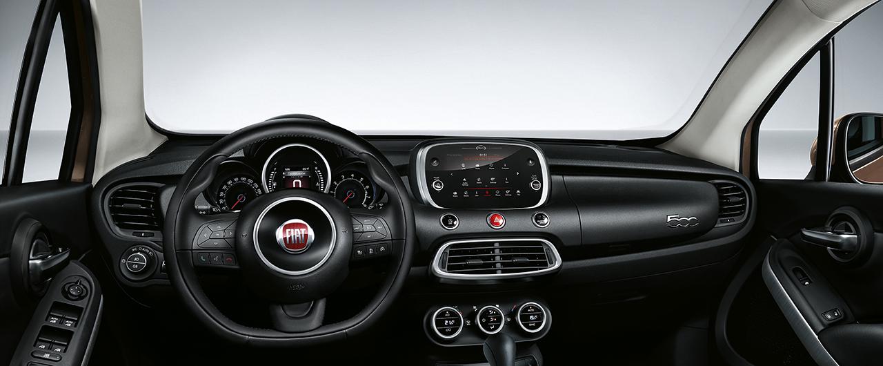 Innenraum Fiat 500