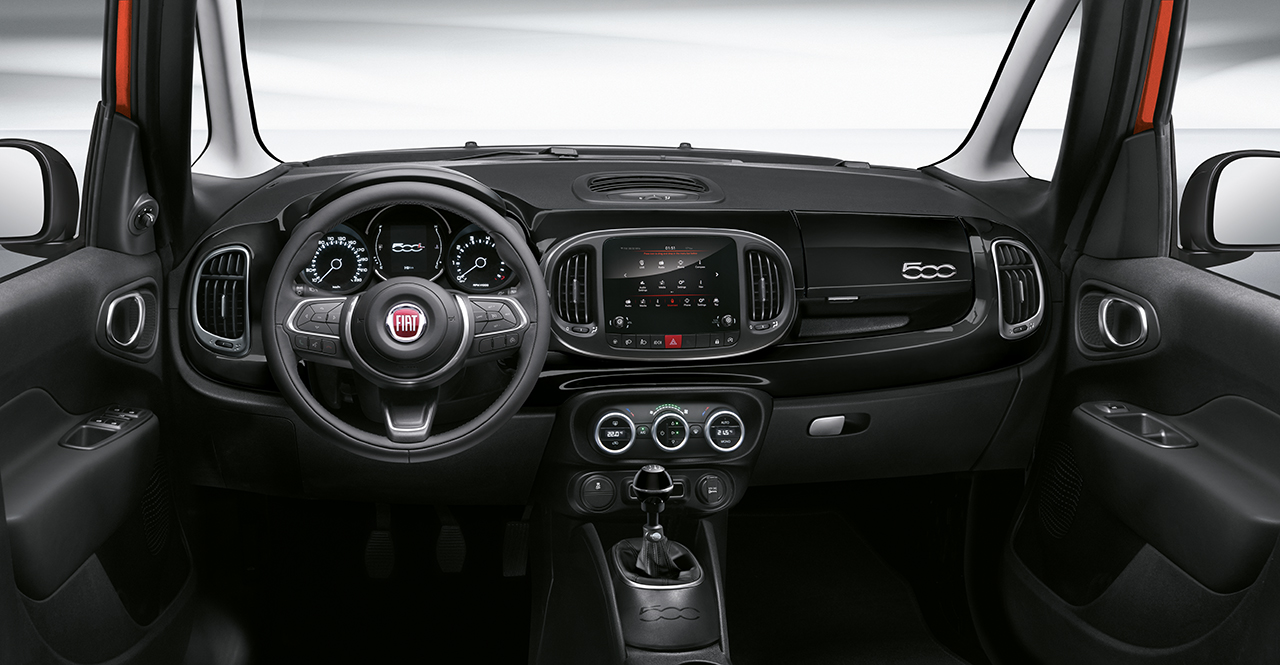 Fiat 500 L Innenraum