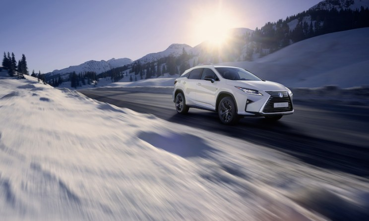 Lexus Crossover RX