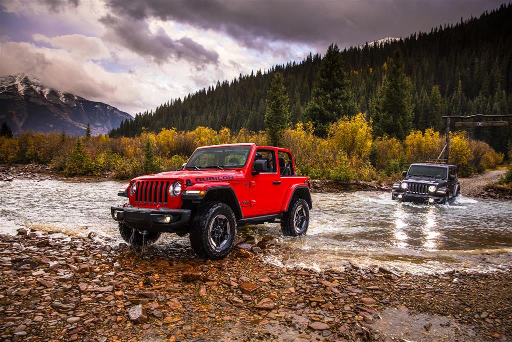Jeep Wrangler 2018 4x4