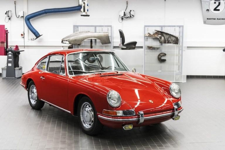 Klassiker 911 Porsche