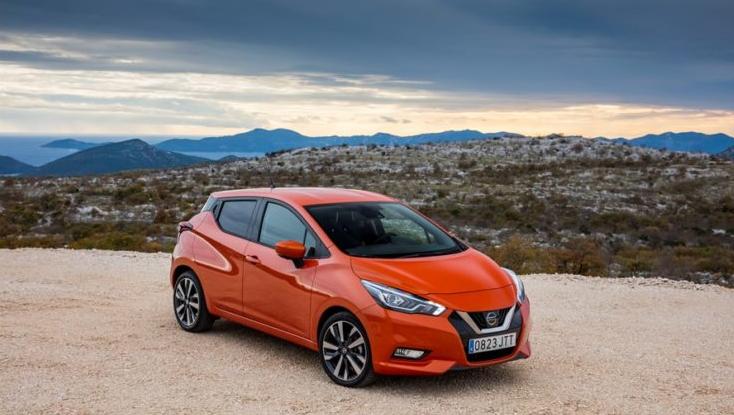 Nissan Micra auf den Kunden zugeschnitten