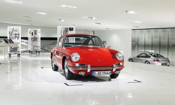 Classik Porsche 911