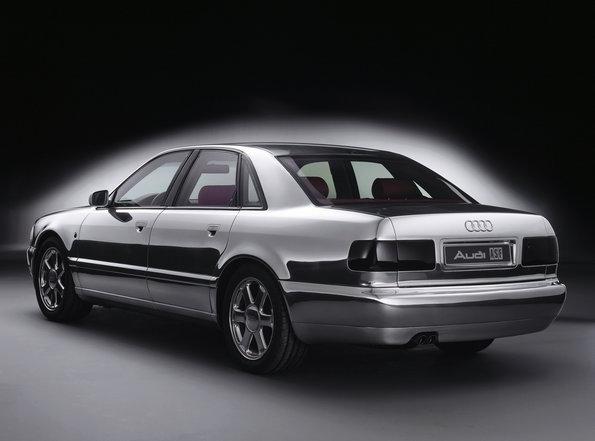 Audi cc