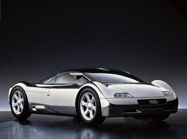 Sonderausstellung im Audi museum mobile