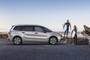 Neue Sondereditionen: Citroën C4 Picasso und Citroën Grand C4 Picasso Rip Curl