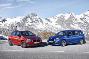 Serie BMW 2er Active Tourer