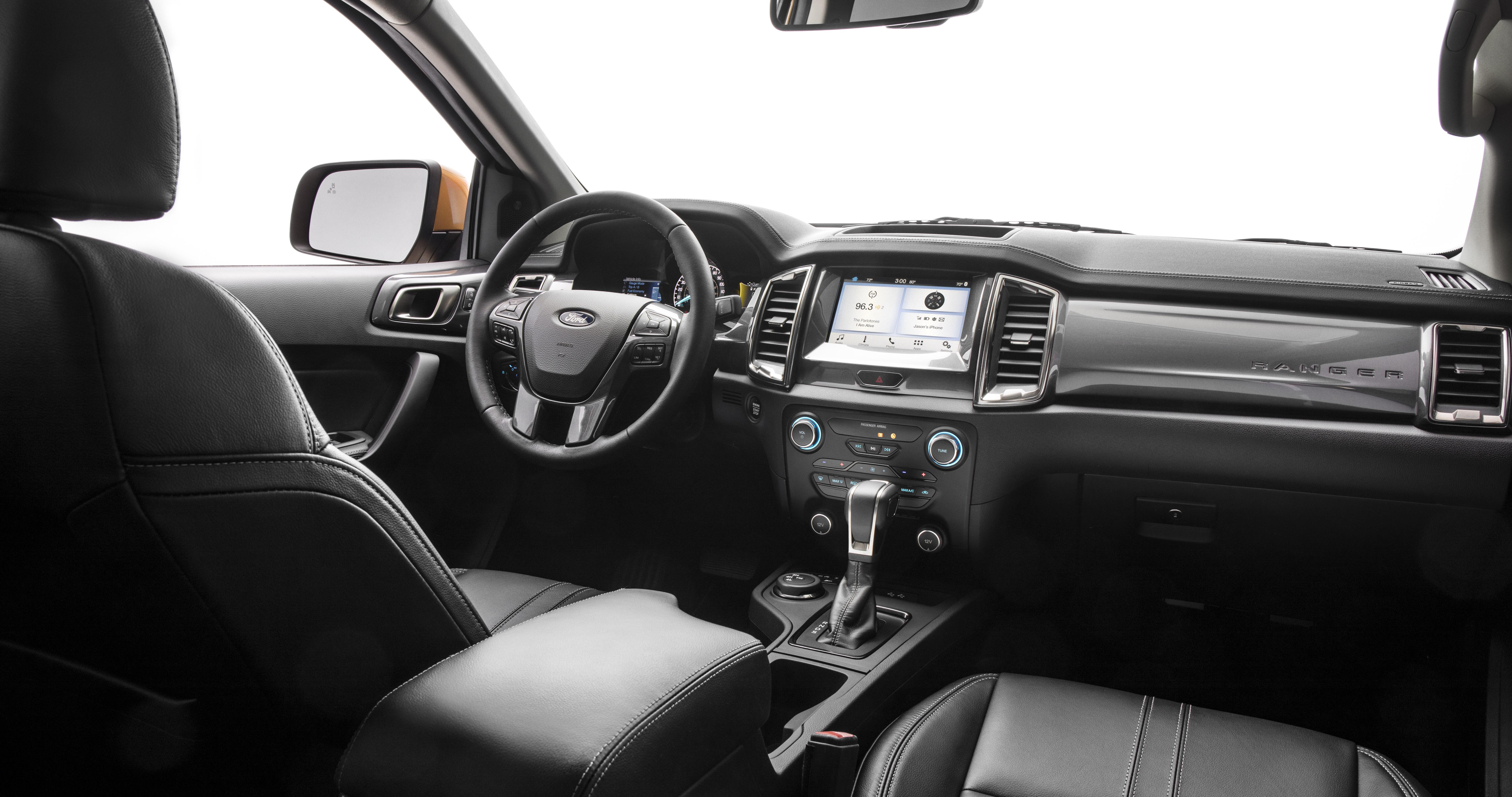 Ranger Cockpit