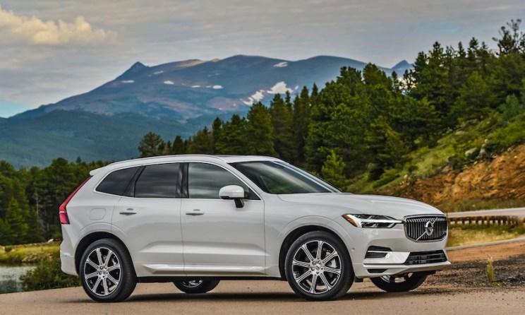 Volvo mit weltweitem Rekordabsatz im Jahr 2017