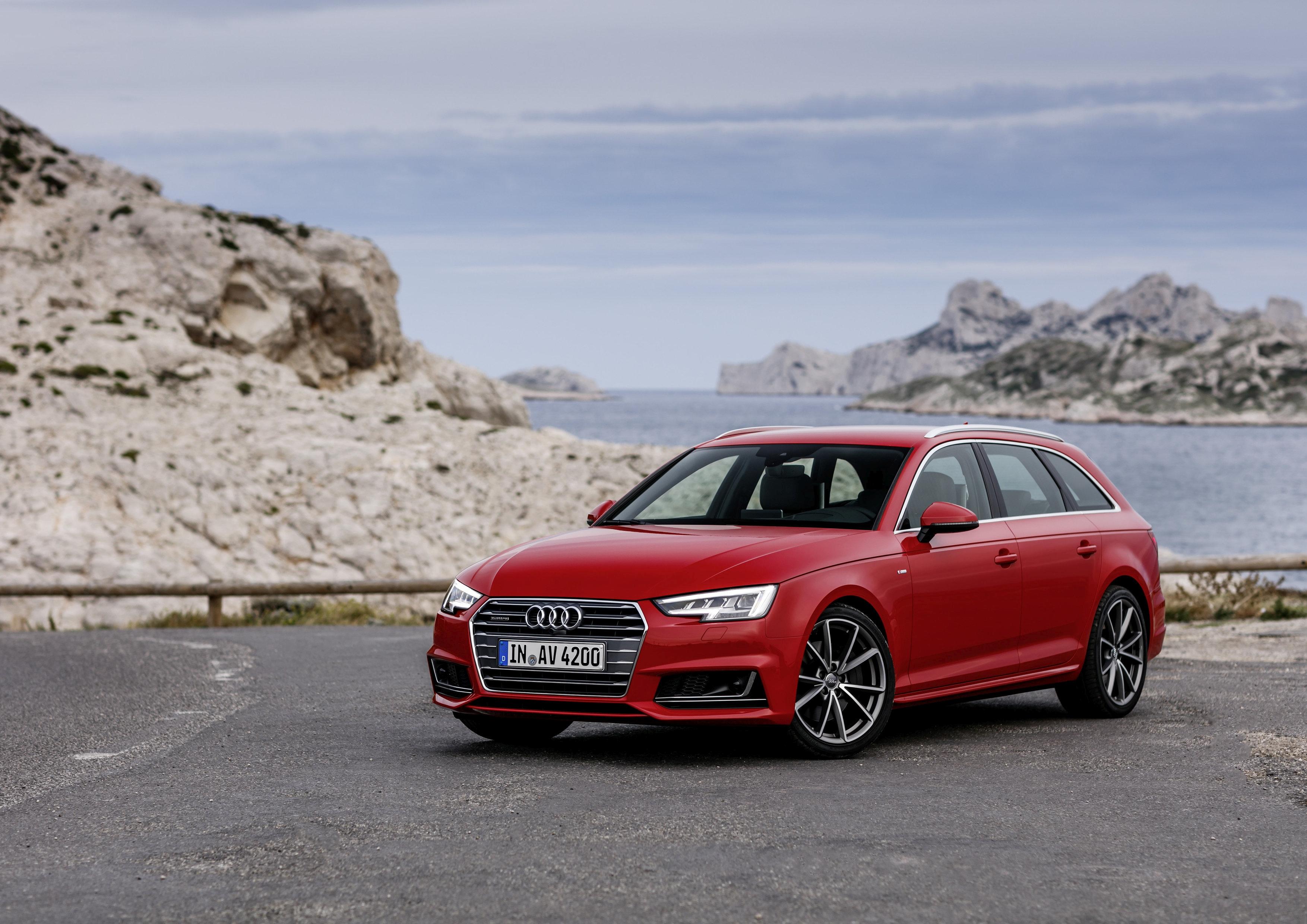 Audi Absatz