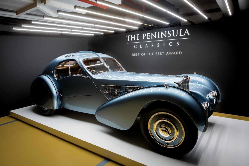 Bugatti Typ 57SC Atlantic