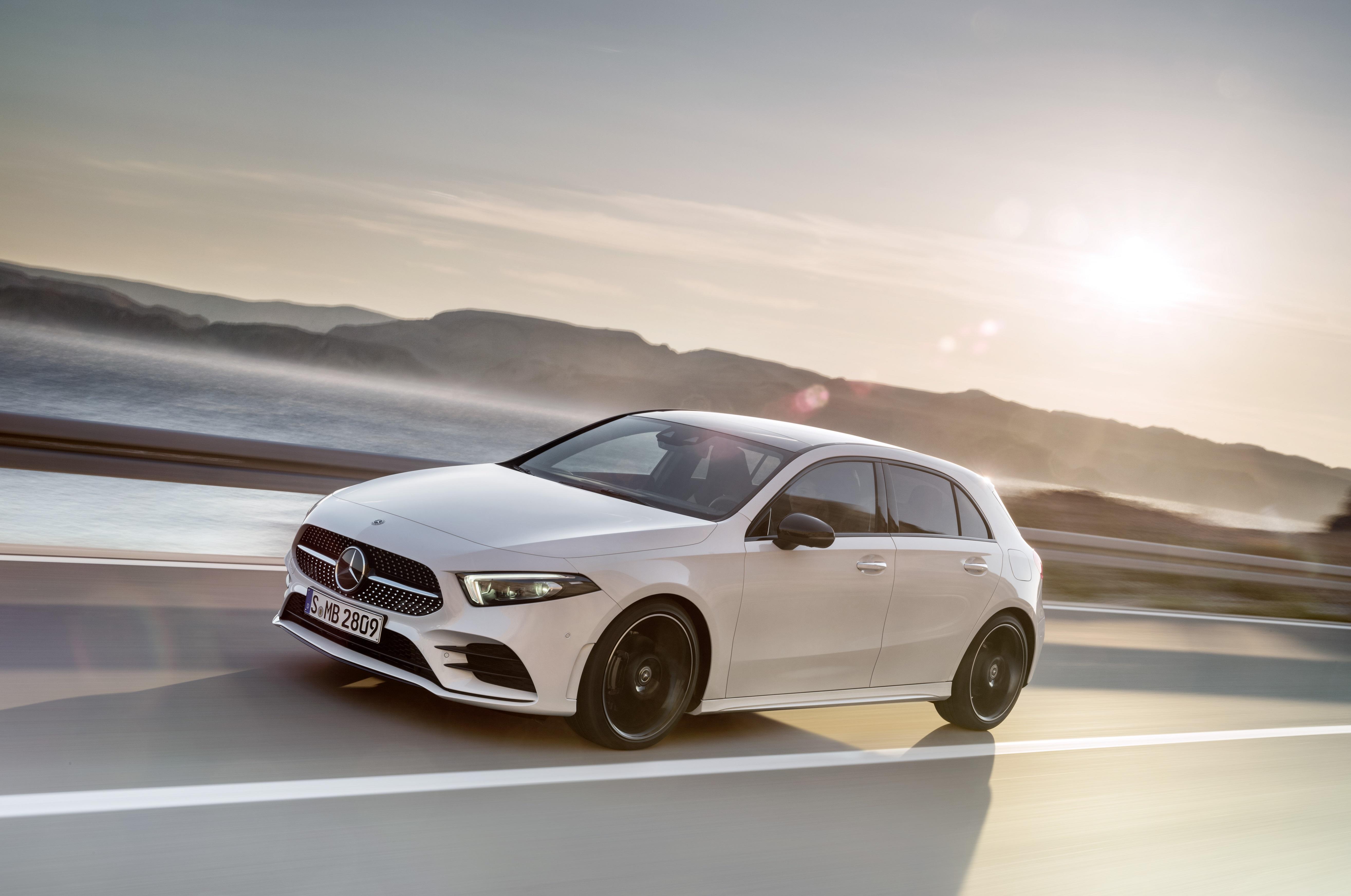 Mercedes-Benz A-Klasse