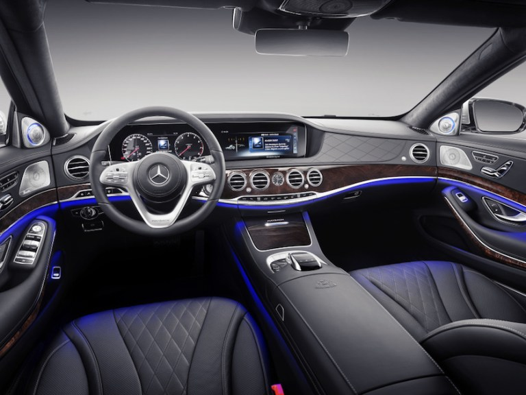 Mercedes-Maybach S-Klasse Innen
