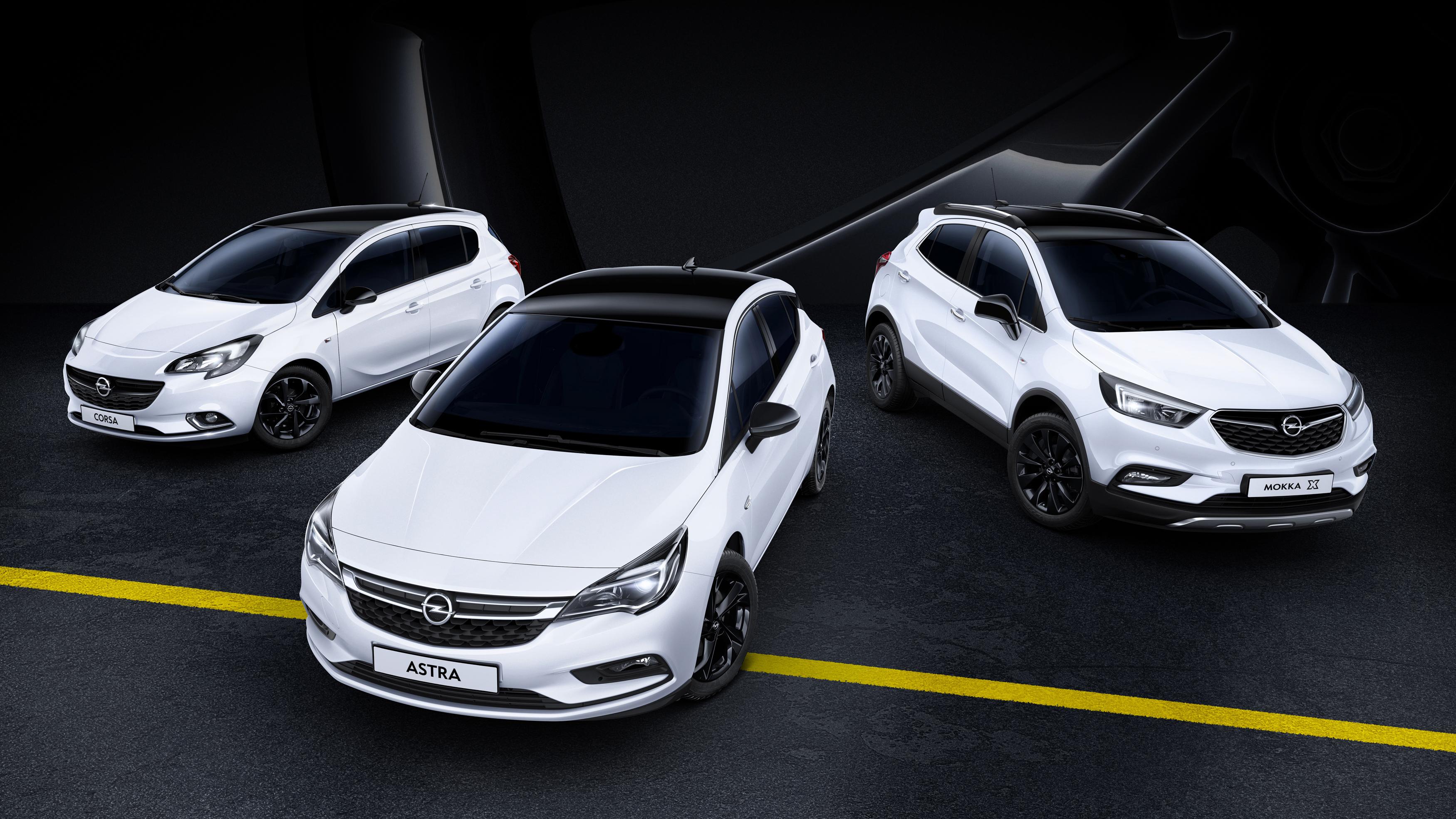 Opel Model Black