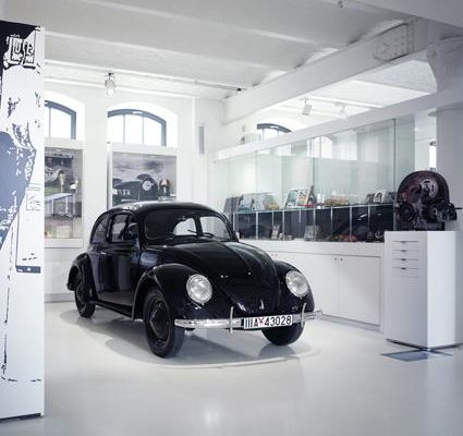 VW 39 Ur-Käfer im Automuseum PROTOTYP (© Jan Steinhilber)