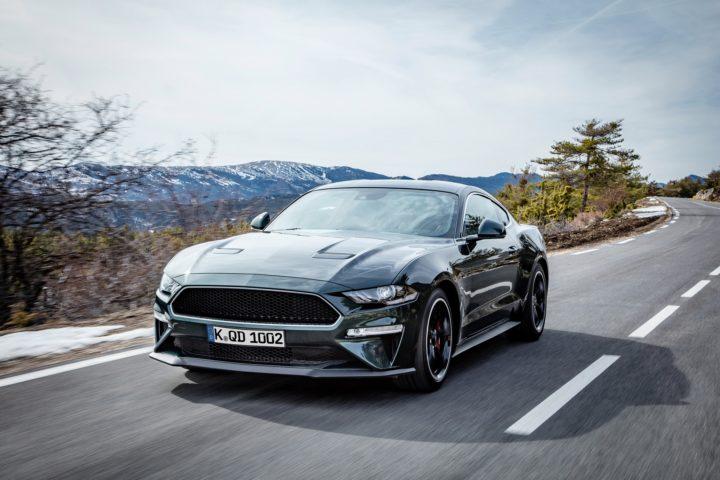 Ford Mustang BULLITT[TM]