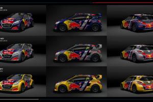 Peugeot Rally 208