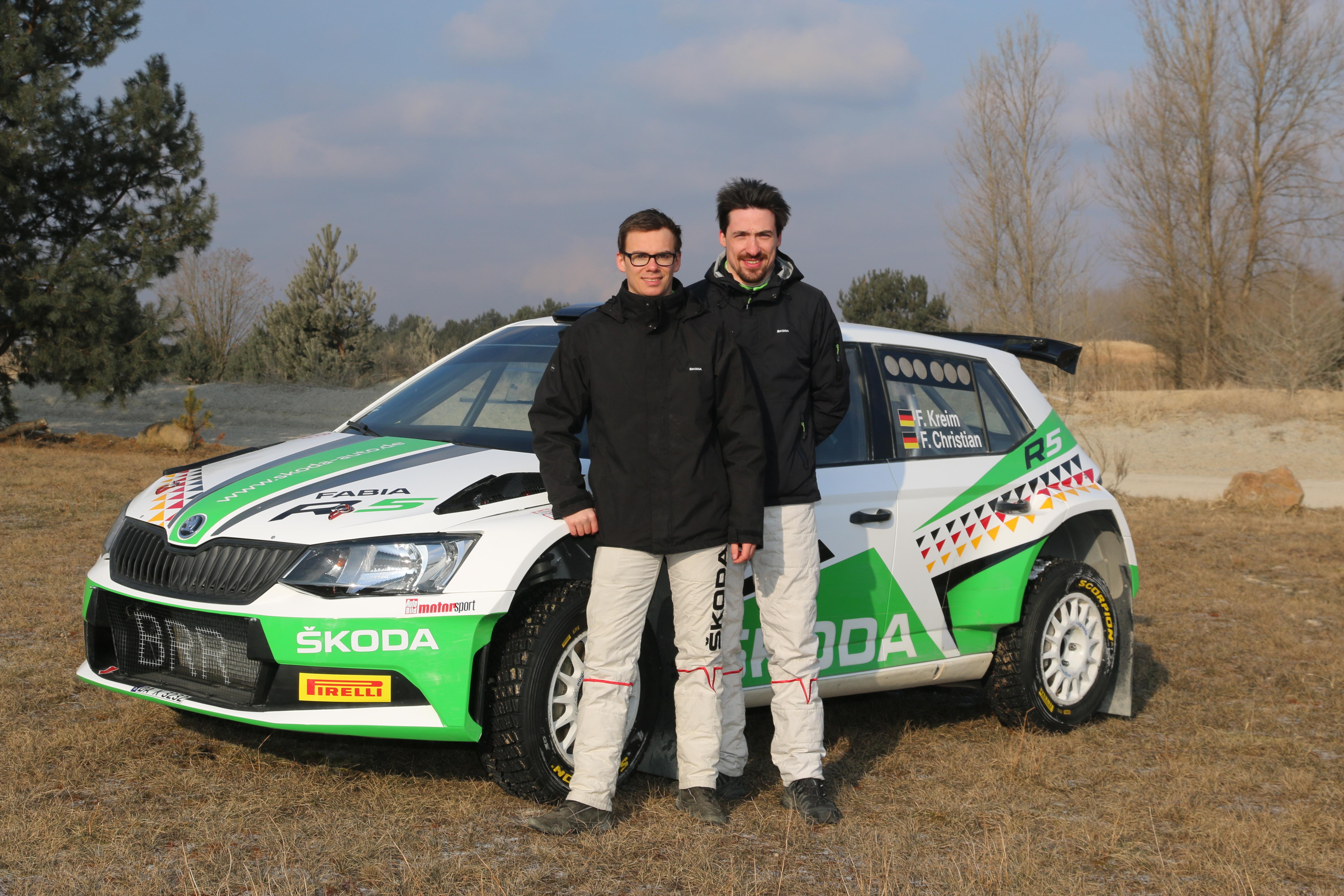 SKODA Champions Kreim/Christian