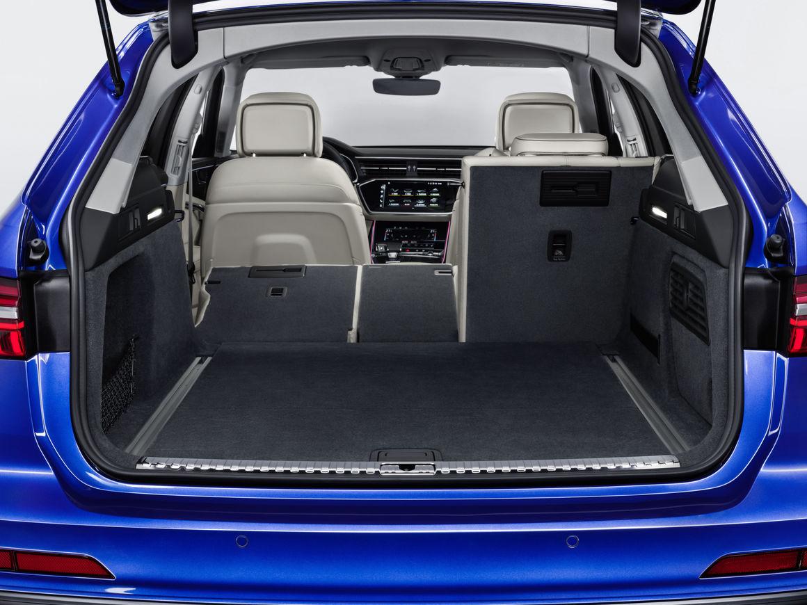 Audi A6 Avant Kofferaumvolumen