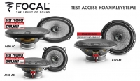 FOCALs Access-Koaxials