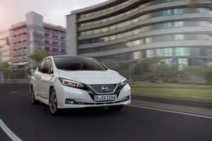 Nissan Leaf ist das World Green Car
