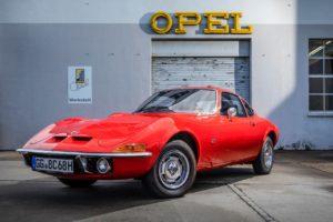 Klassiker Opel GT
