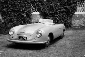 Der Porsche 356-001 Roadster