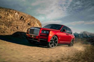 571 Luxus PS - Der Rolls Royce Cullinan