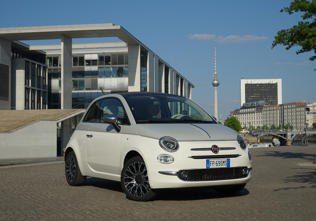 Fiat 500 Collezione Gaststar