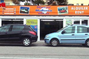 Mietwagentest, Mallorca