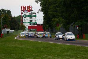 Saisonstart der Trofeo Abarth Selenia in Imola