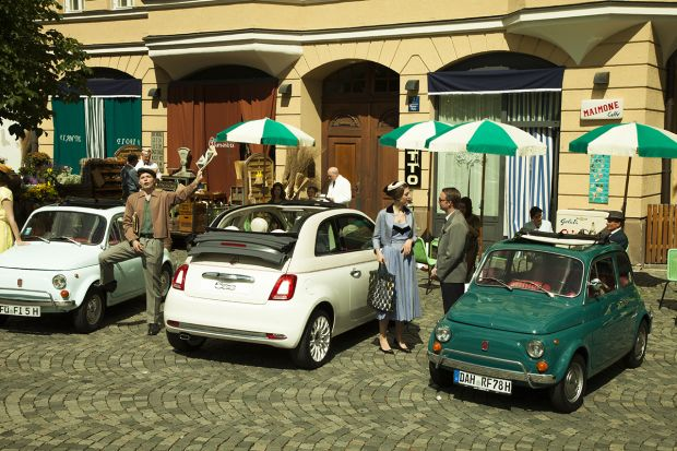 Fiat 500, Forever Young Experience