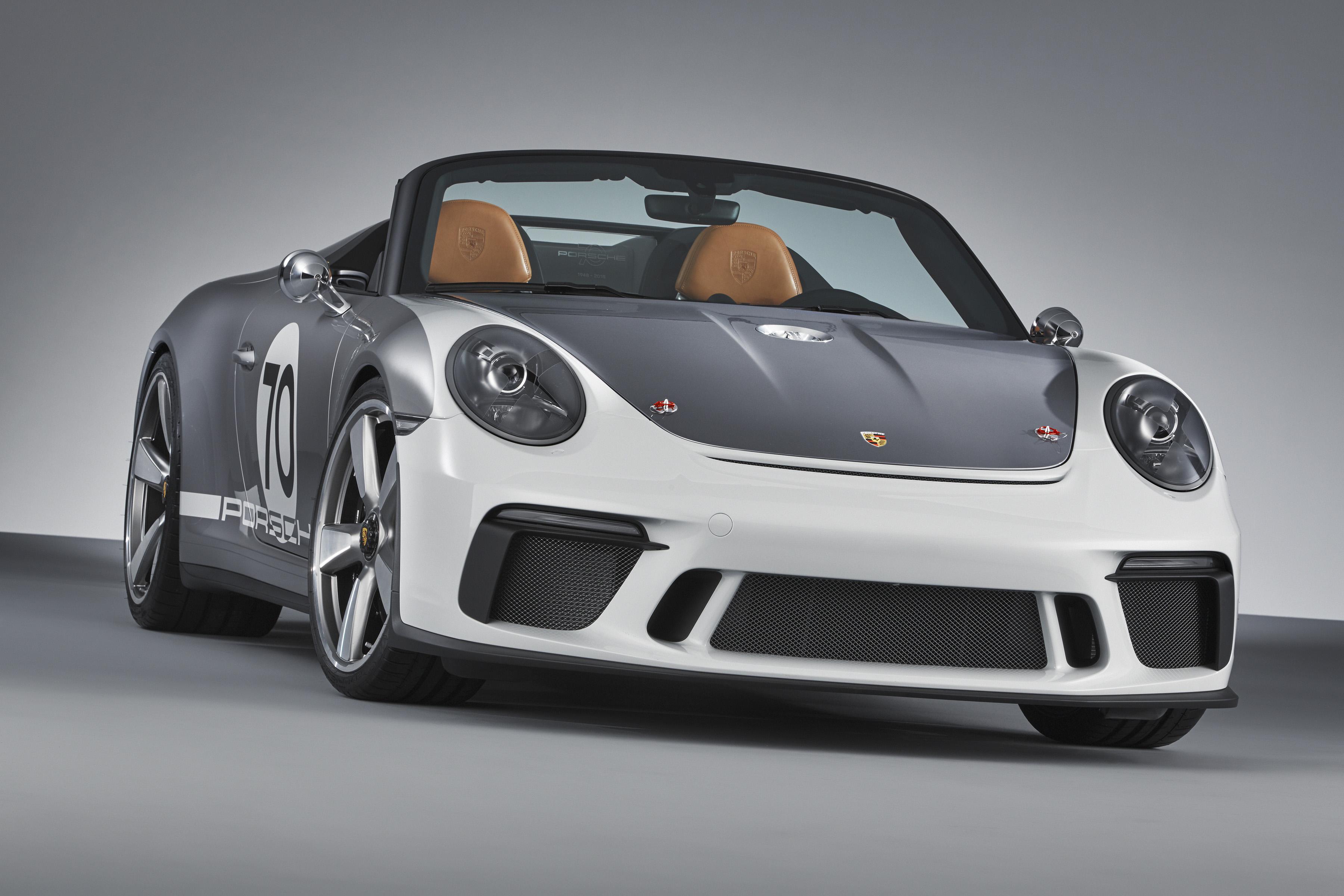 Porsche, 911, Speedster, Concept