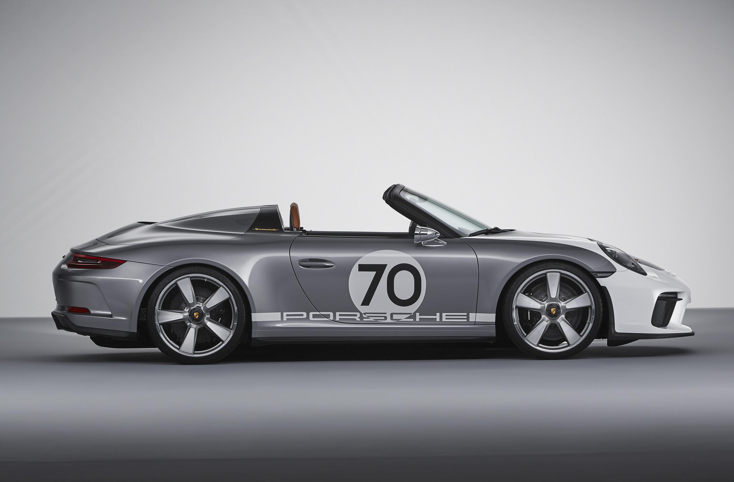 Porsche, 911, Speedster, Concept Seite