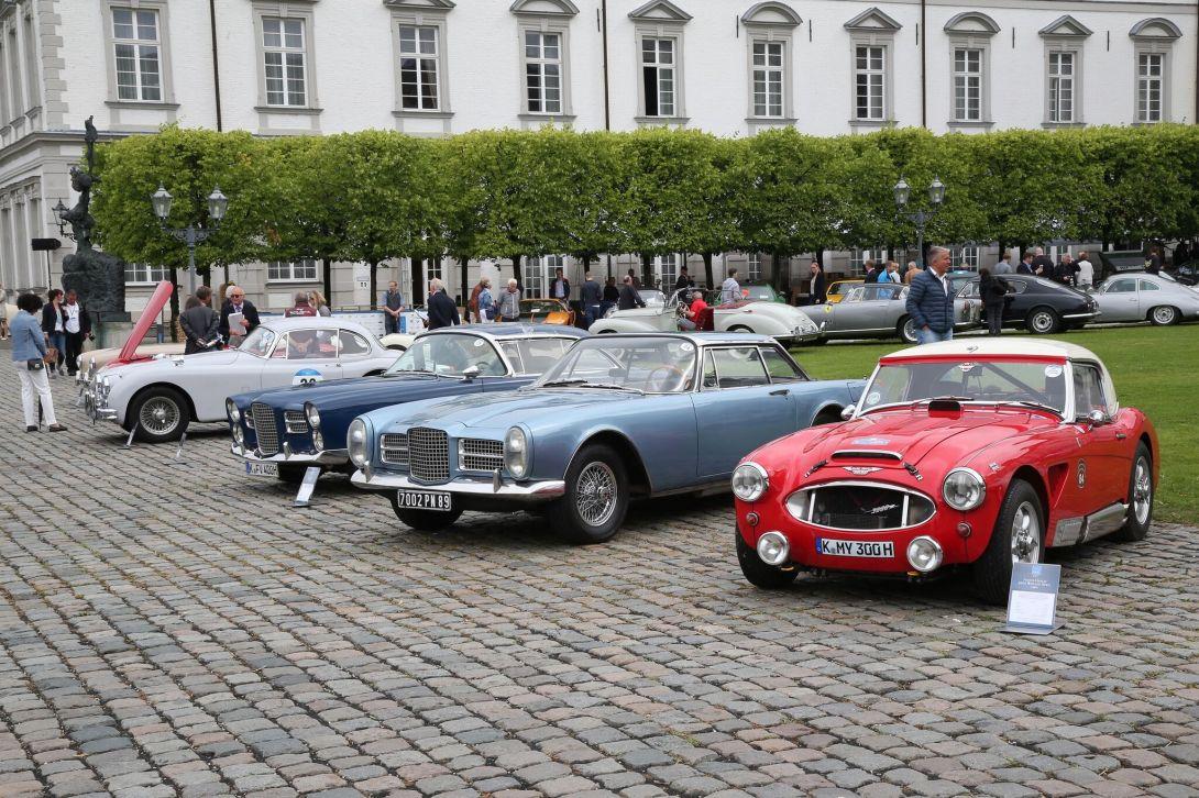2. Schloss Bensberg Supersports Classics