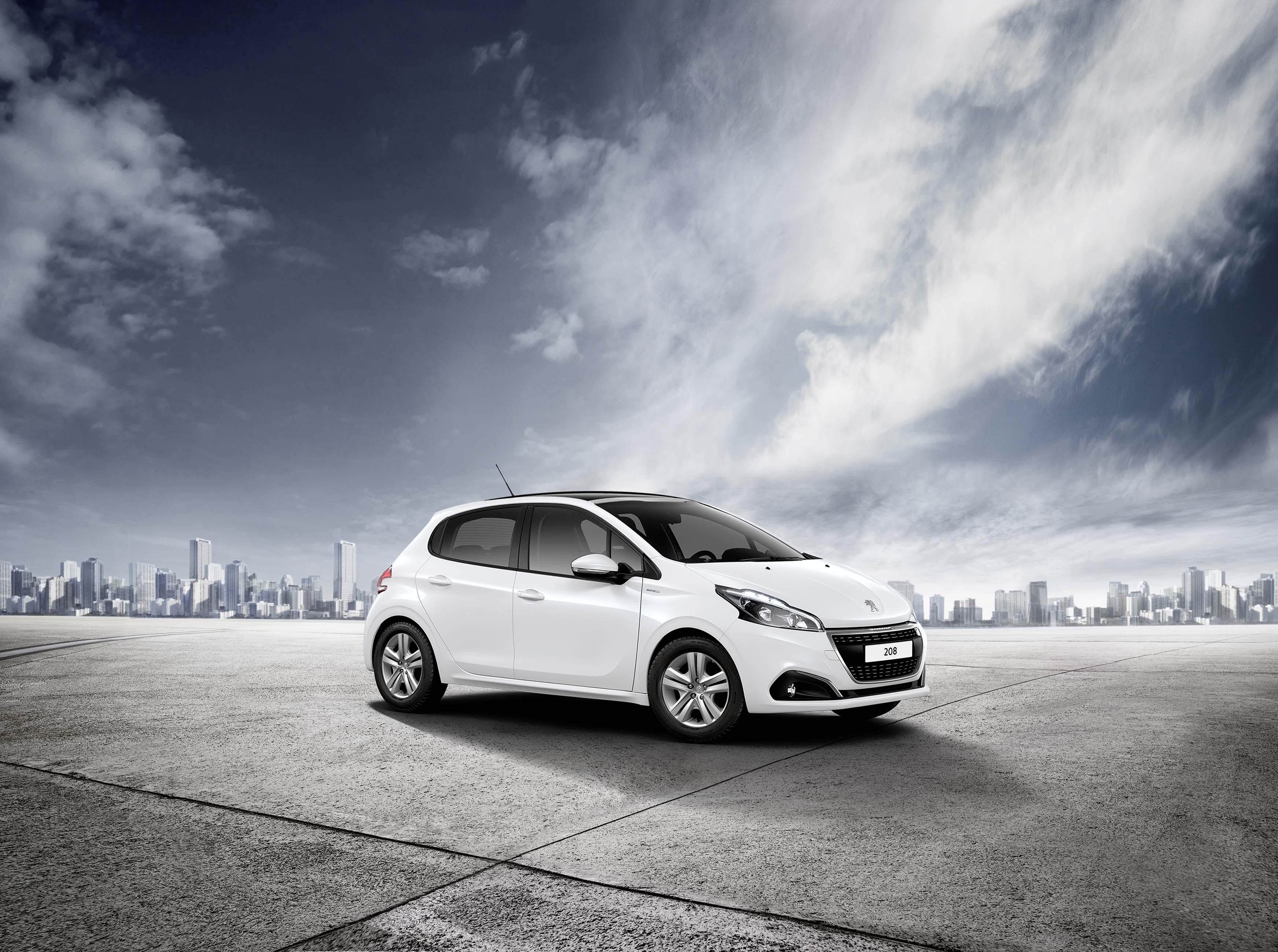 Peugeot 208 Signature 1,2